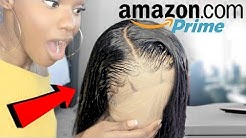 OMG I LOVE This wig from AMAZON!!! Must Watch