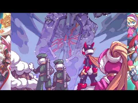 Lets Play EPILOGUE MEGAMAN™ ZERO 3 ZERO/ZX LEGACY COLLECTION |