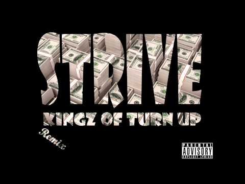 Cassper Nyovest - Strive (Unofficial Remix) - Kingz Of Turn Up