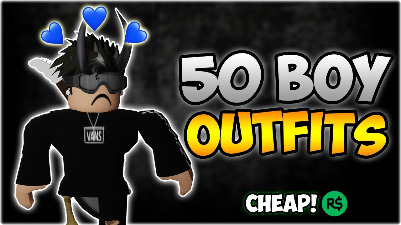 Top 50 Best Roblox Boy Outfits Of 2020 Fan Outfits Youtube