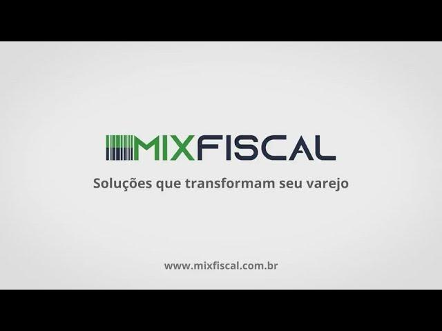 Resumo - Lançamento Mix Fiscal