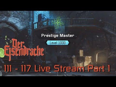 Der Eisendrache 111-117 Master Prestige 1000 Live Stream