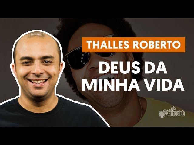 DEUS DA MINHA VIDA - Thalles Roberto (aula de bateria)