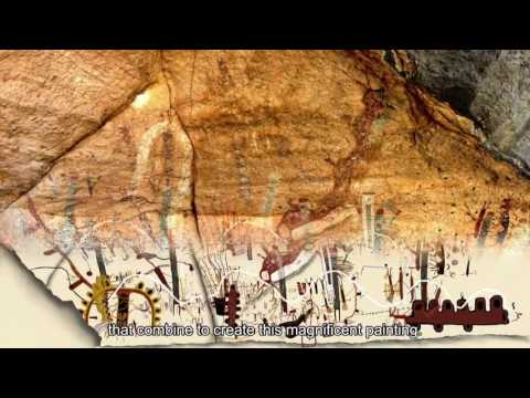 Decoding Prehistoric Art through the White Shaman Mural