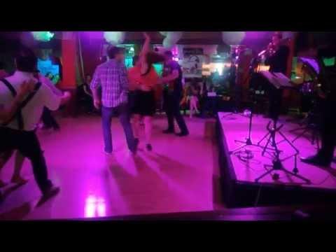 The Swing Shooters au Paradis vert Tours
