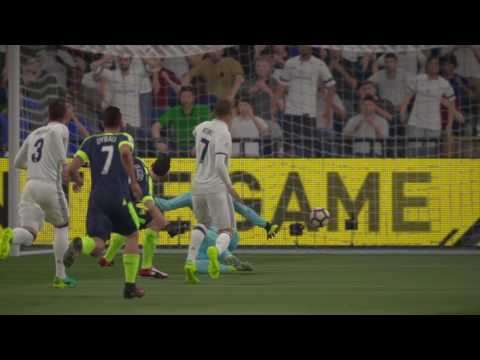 FIFA 17-Never shhh your oppent until the refree blow the whistle