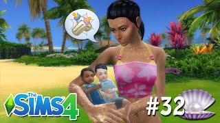 OS REIS DOS MARES #32 - O Futuro de Pérola - The Sims 4
