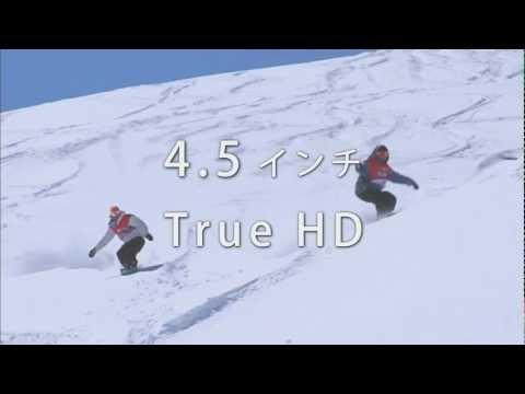 LG Optimus LTE docomo L-01D Demo Movie