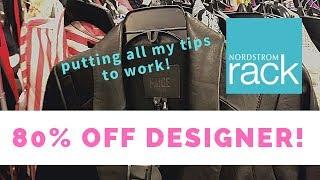 Nordstrom Rack $50 Challenge - Putting my TIPS to work!
