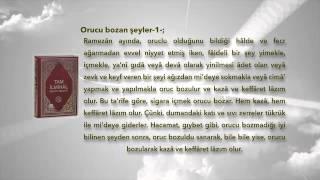 ORUCU BOZAN ŞEYLER 1