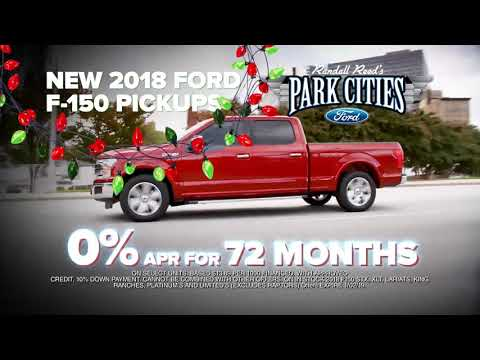 New 2018 Ford F-150 0% Year End Savings Special   Ford Dealer in Dallas, TX
