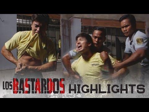 Matteo, nahuli ng mga pulis na sinasaktan ang sarili | PHR Presents Los Bastardos (With Eng Subs)