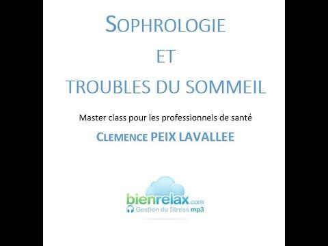 Conférence Sophrologie et Troubles du sommeil