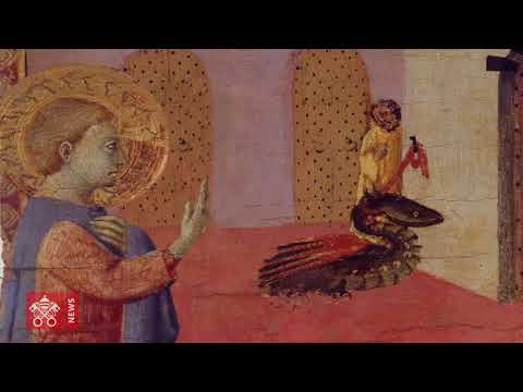 Der Heilige Georg, Namenspatron von Jorge Mario Bergoglio