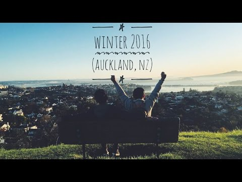 Winter 2016 in Auckland, New Zealand