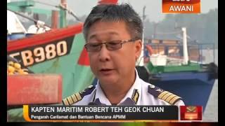 Perkembangan insiden bot karam di Sabak Bernam