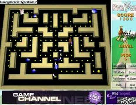pacman pacman games