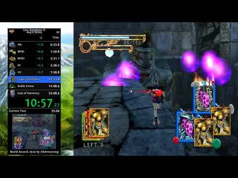 Lost Kingdoms II Any% 28:12 (World Record)