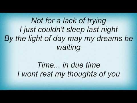 Jason Mraz - The Longest Day Of The Year Lyrics