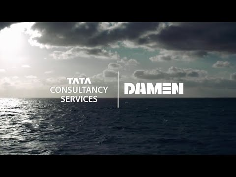 Setting a new standard for the maritime industry with Damen Shipyards
