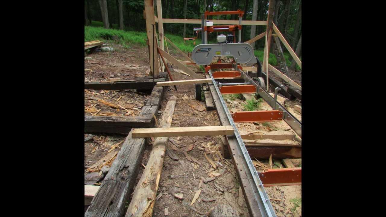 Lumbermate Lm29 With 13 Hp Gas Motor