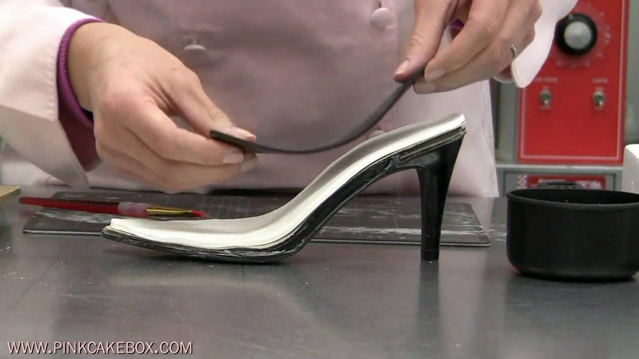 Ballerina Shoe Tutorial