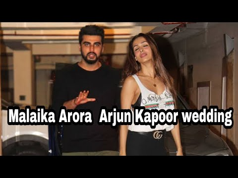 Malaika Arora finally breaks silence on rumoured wedding with boyfriend Arjun Kapoor!