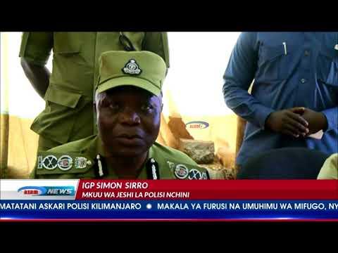 Azam TV – IGP Sirro asema jeshi la polisi haliwaonei wanasiasa