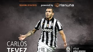 Carlos Tevez - Top goals and skills 2014-2015 | MVP of the Year powered by Hanwha