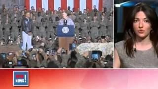 Часть войск США останутся в Афганистане.