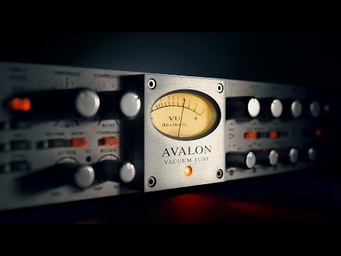 Introducing UAD Avalon VT-737 Tube Channel Strip Plug-in