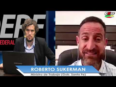 Roberto Sukerman: Las empresas santafesinas son de las que más facturaron