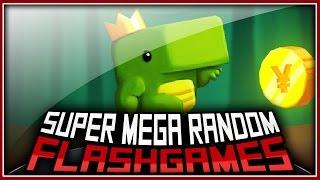 Chompy: The Greedy Crocodile | Super Mega Random Flash Game
