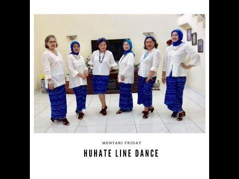 HUHATE (Maluku) Line Dance   Mentari Friday