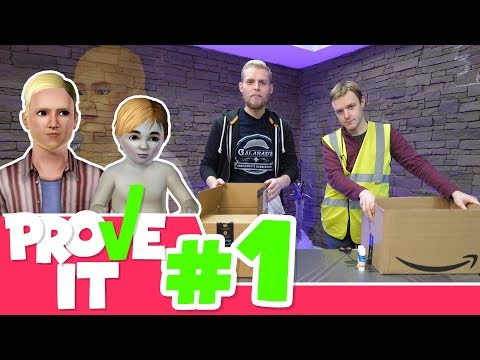 Prove It! | The Sims 3 - PART 1