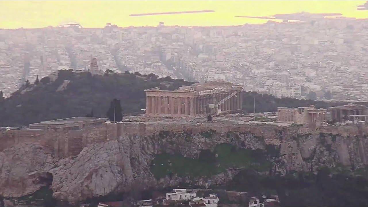 Mount Lycabettus (Αθήνα/Athens) - YouTube