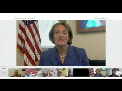 White House Hangout: National Small Business Week with Administrator Karen Mills