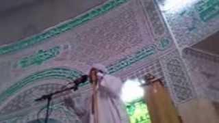 صلاة الجمعة(تيارت.مسجد صلاح الدين)