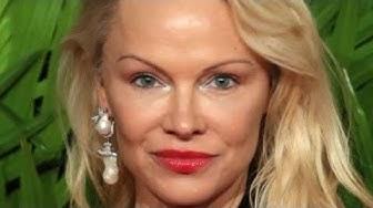 Tragic Details About Pamela Anderson
