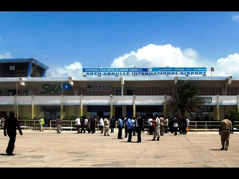 Documentary - Inside Aden Adde international Airport Mogadis