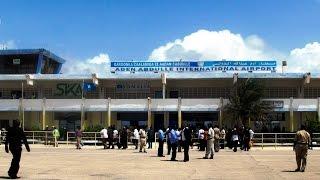 Documentary - Inside Aden Adde international Airport Mogadishu Somalia