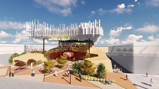 Australia reveals fly-around footage of Expo 2020 Dubai pavilion