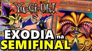 Yu-Gi-Oh! The Eternal Duelist Soul? #31 - EXODIA NA SEMIFINAL DO TORNEIO NACIONAL!