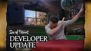 Sea of Thieves Developer Update: December 11th 2019