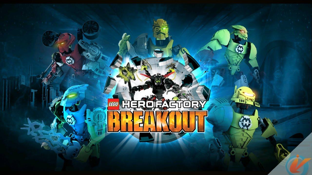 Lego Hero Factory Iphone Game Trailer Youtube