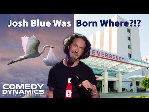 Josh Blue: Sticky Change - African American