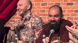 Bordea vs Micutzu - Start New Show (stand up comedy)