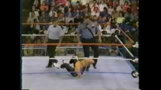 Big Bossman WWF Debut