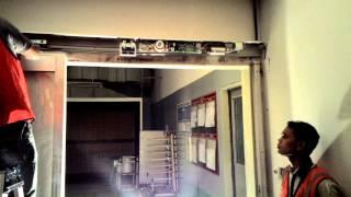 Pintu otomatis sliding door ( KEY Automation )