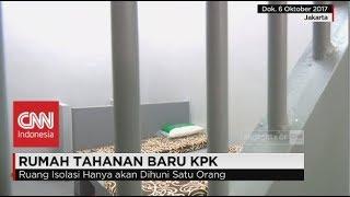 Video Melongok Rumah Tahanan Baru KPK; Setya Novanto Resmi Ditahan KPK download MP3, 3GP, MP4, WEBM, AVI, FLV Desember 2017